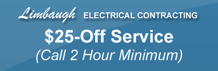 $25 Off Service Call 2 Hour Minimum